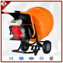 petrol engine powered movable mini type daftar harga gasoline portable concrete mixer