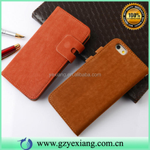 Fancy Mobile Phone Wallet Flip Case Cover For Lenovo Vibe X3 Back Cover