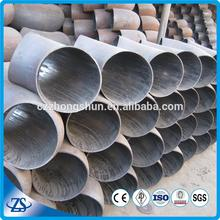 galvanized 90 degree short radius carbon steel elbow with machine part steel tube manufacturing