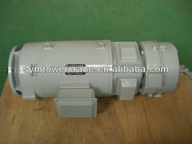 starter motor electrical motor for tower crane