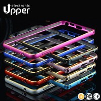 Cell phone metal aluminum bumper case for samsung galaxy mega 6.3 ace style lte g357 core 2 i9200 plus