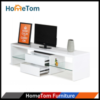 Modern Wooden LED TV Table On Sale