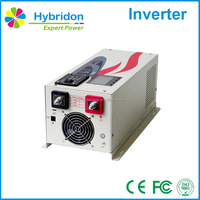 DC to AC Power Inverter 2000W 12V 220V Inverter With Battery Charger