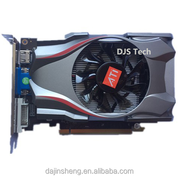 HD7570 Video card with 4G DDR5 128Bit 650sp graphic card for gaming