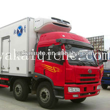 Chiller cooling truck body