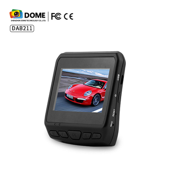 Ambarella A12 Dashcam Built in GPS with ADAS Wide Angle Car Camera Recorder DAB211