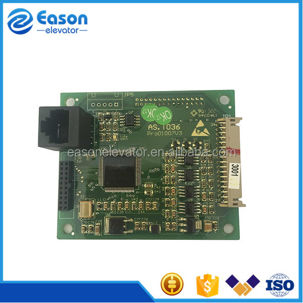 Step elevator control board ,elevator operate panel AS.T036