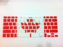 Silicone Keyboard Cover Protector Skin for Macbook Pro 13 15 17(with or w/out Retina) Air 13 and MAC wireless keyboard