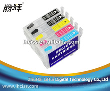 LIFEI hot sell Compatible T1771/T1772/T1773/T1774 refillable ink cartridge for epson XP30/XP102/XP202/xp302/xp402