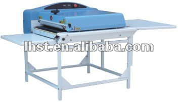 electric heating garment fusing machine