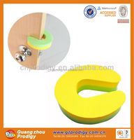 new finger pinch guard EVA baby door stop for safety furniture