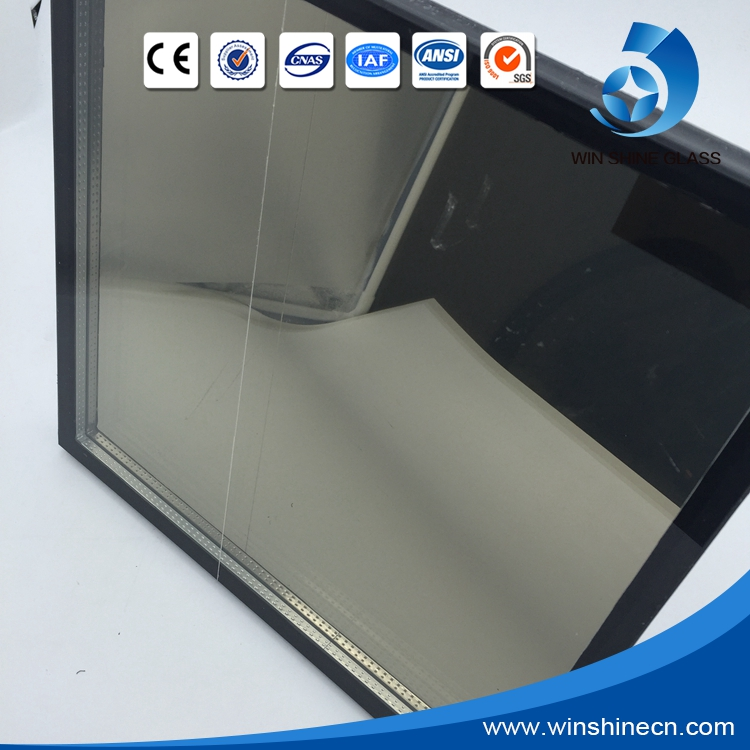 Manufacturer Insulated Low-E Glass Used As Separation Wall Between Rooms