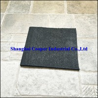 Dust proof Recycled Rubber sheet for machinery