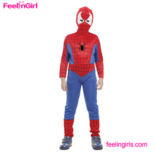 Wholesale red grid classical character cosplay costumes children