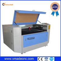 co2 small acrylic rubber sheet laser cutting machine for sale