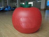 NB-1-AD205 Custom Made Inflatable Apple Shape Balloons