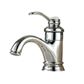 FLGHigh Quality Teapot Chrome Finsihed Brass Basin Faucet Mixer Tap
