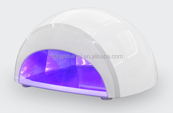 hot sale 12W portable led nail gel dryer