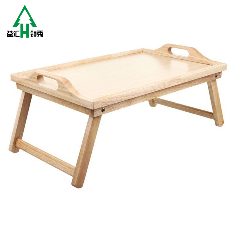 Wooden Breakfast Tray Serving Wholesale