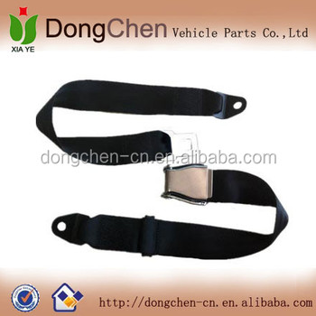 2 point airplane safety belt