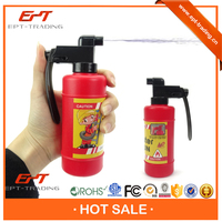 Hot selling kids toy fire extinguisher water spray gun toy for sale
