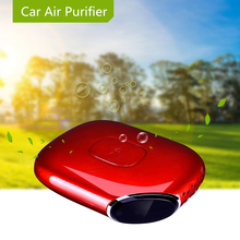 Top Sale air conditioning 2017 car air purifier installation car air purifier