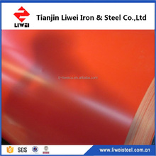 High Quality G350 color coated ppgi ral 9024 galvanized steel sheet