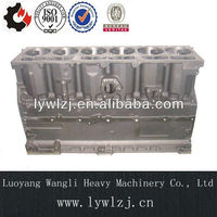 Auto Engine Cylinder Block