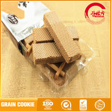 Wholesale cream flavour wafer biscuits