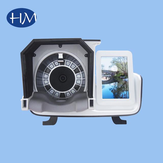RGB UV PL portable ems electroporation face care beauty device analyze RGB Pores Pigmented Texture analysis wholesale