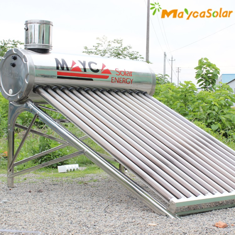 Nice design small solar water heater