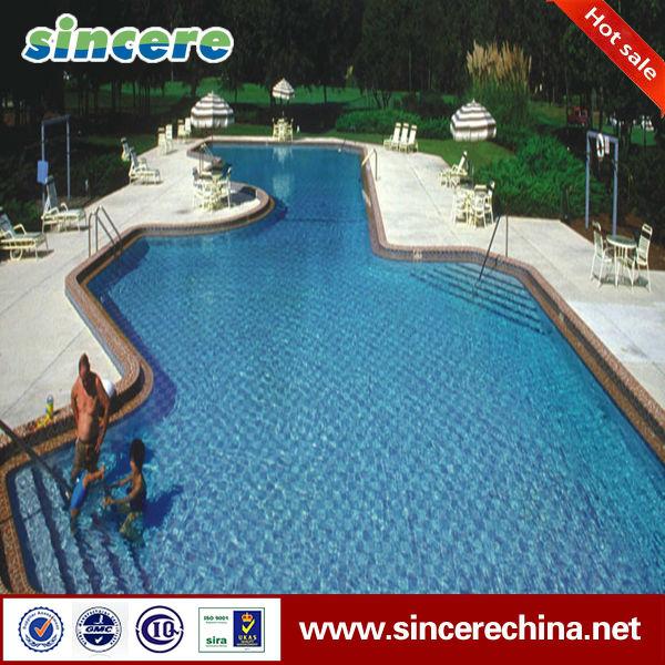 Billige schwimmbad fliese internationalen standard mosaik for Billige schwimmingpools