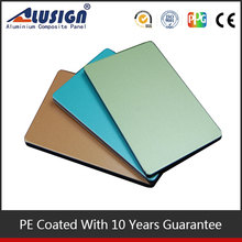 Alusign latest technology prices of aluminum roof panels