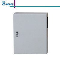 IP55 Cold Rolled Steel Enclosure Electronics