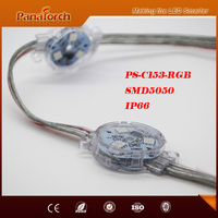 PanaTorch SMD5050 High Brightness Led Pixel Light IP66 Waterproof PS-C153 SPI signal For advertising box