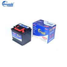 Ns60Mf Ns60Lmf 46B24Rmf 46B24Lmf Battery Manufactory 12V 45Ah Jis Stand Maintenance Free Lithium Ion Car Batteries Wholesale