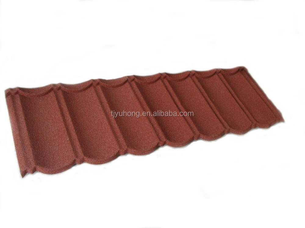 Classic Stone coated steel roofing tile