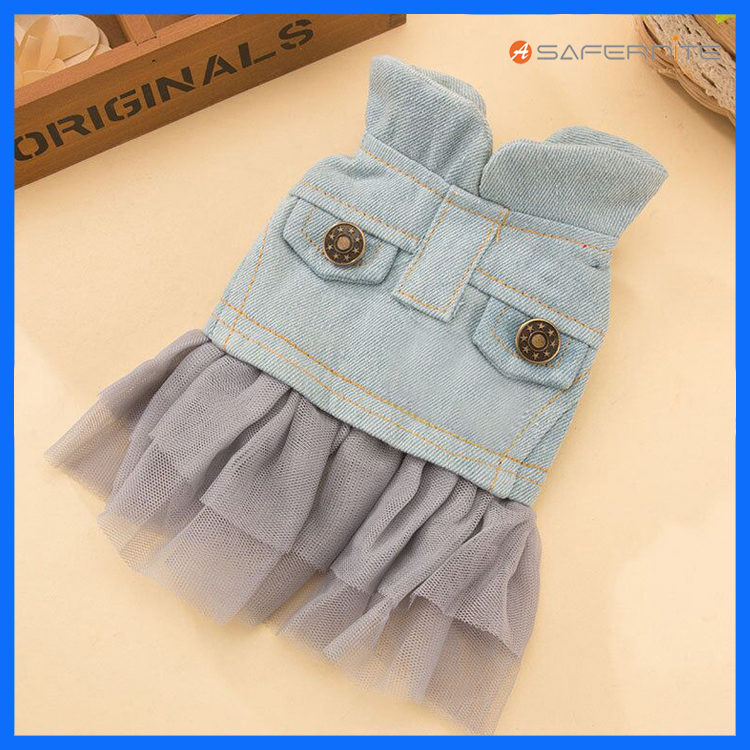 Wholesale dog wear accessories cute cartoon pet dog clothes