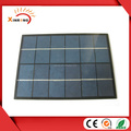 Waterproof 3V 750ma small epoxy solar panel