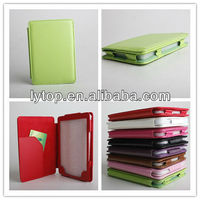 pu leather for kindle fire touch case