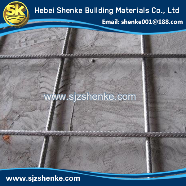 alibaba china supplier concrete wire mesh sheet
