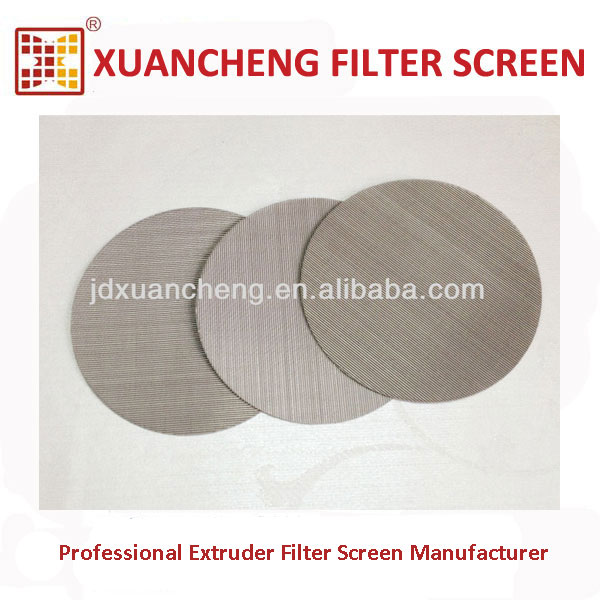 100 Micron Stainless Steel Filter Wire Mesh