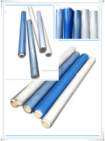 hot selling pvc film in Blue color soft colored pvc diaper film