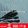 new fashion zebra print fabric, ripstop fabric for outdoor wear