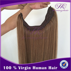 2016 Alibaba Express Wholesale Easy To Apply 100G Remy Human Hair Micro Beaded Wefts