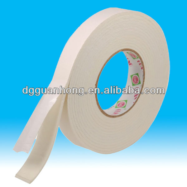 EVA foam adhesive tape for fixing sealing and shock absorption
