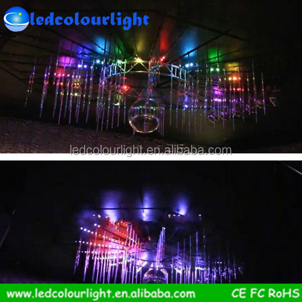 50mm 6leds 360degree 3D led pixel ball light source ws2811,diameter 50mm,6leds/ball,20balls/string,DC12V,waterproof