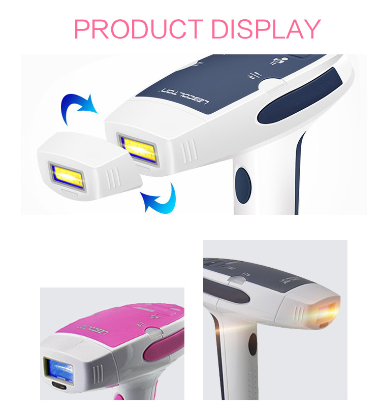 2018 Hot China home use soft light portable diode professional salon equipment permanently diode laser hair removal