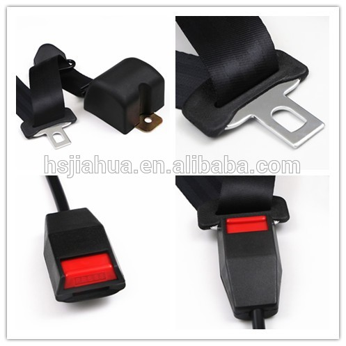 Hot selling 3 point auto friend Car safety belt