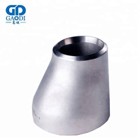 ASTM A420 Wpl6 Carbon Steel Concentric Reducer B16.9